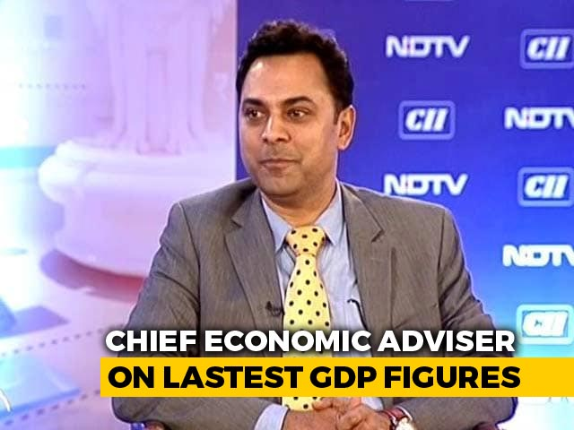 Video: GDP Data Along Expected Lines, India Witnessing V-Shaped Recovery: Chief Economic Adviser