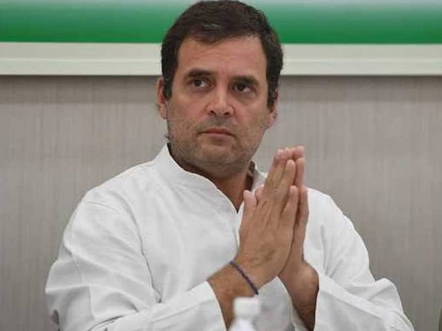 Rahul Gandhi Wishes Indian Team Ahead Of Chess Olympiad Final