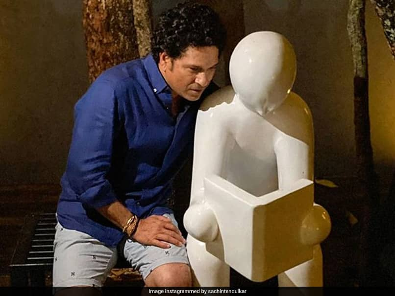 """Please Do Not Disturb"": Sachin Tendulkars Throwback Pic Will Make You Smile"
