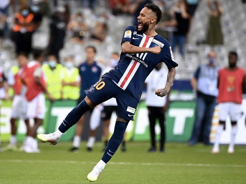 Is This Neymar S Time In Champions League Injury Hit Psg Hope So Football News