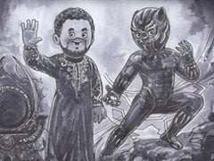 "Amul's Moving Tribute To ""Marvel Of An Actor"" Chadwick Boseman"