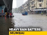 Video : Heavy Rain, 70 Kmph Winds Buffet Mumbai, Locals Asked To Stay Home