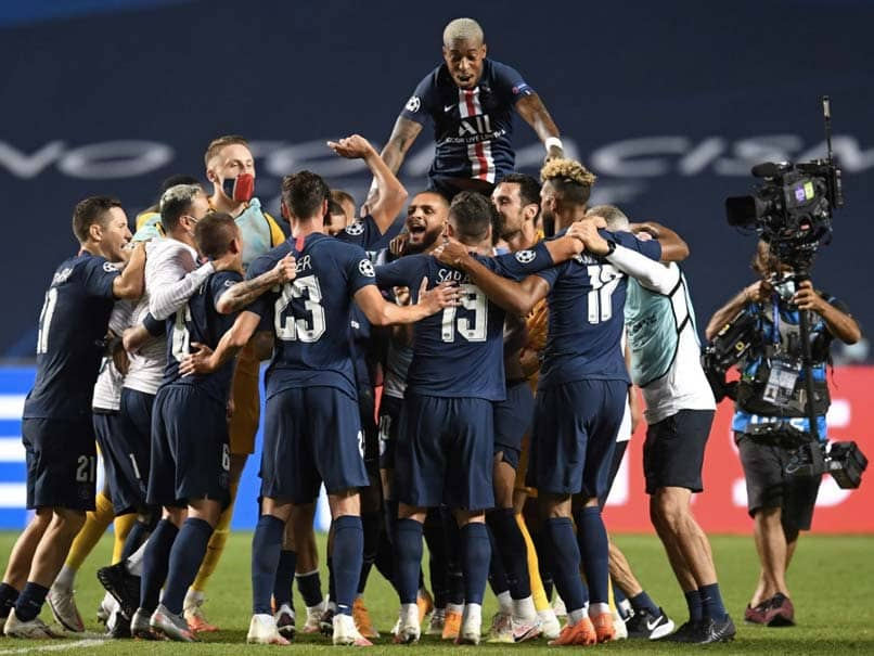 PSG See Off RB Leipzig To Reach First Ever Champions League Final