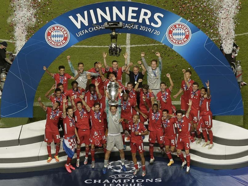 Champions League: Bayern Munich Defeat PSG To Become Kings Of Europe For Sixth Time