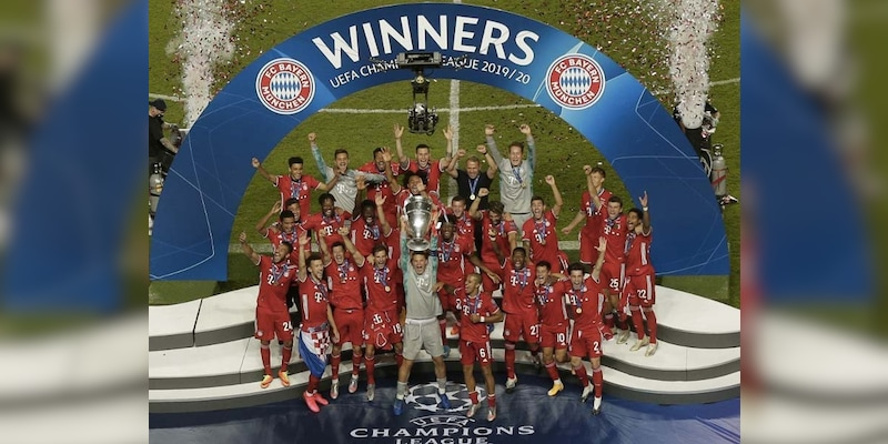 Champions League Bayern Munich Defeat Psg To Become Kings Of Europe For Sixth Time Football News