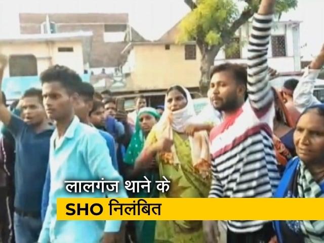 Videos : रायबरेली में युवक की मौत पर बवाल, SHO निलंबित