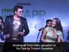 Sapna Choudhary ने रवि किशन के साथ मिलकर स्टेज पर मचा दिया तहलका, Video में दिखा जबरदस्त अंदाज