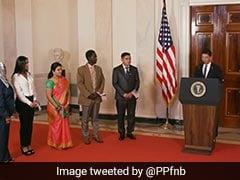 व्हाइट हाउस में दुर्लभ कार्यक्रम में भारतीय सॉफ्टवेयर इंजीनियर ने ली US नागरिक के रूप में शपथ