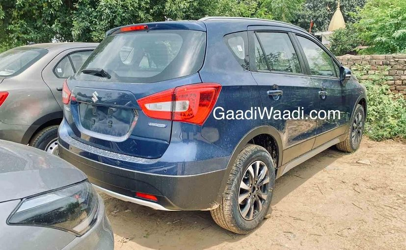 The BS6 2020 Maruti Suzuki S-Cross petrol will be launched in India on August 5, 2020
