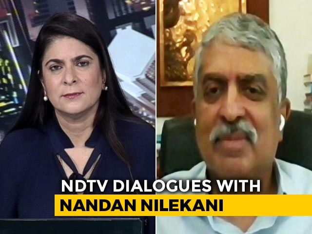 Video : India Is The Vaccine Capital Of The World: Nandan Nilekani Tells NDTV