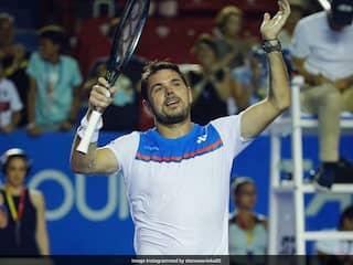 Italian Open: Stan Wawrinka Crashes Out Of Rome To Italian Teenager Lorenzo Musetti