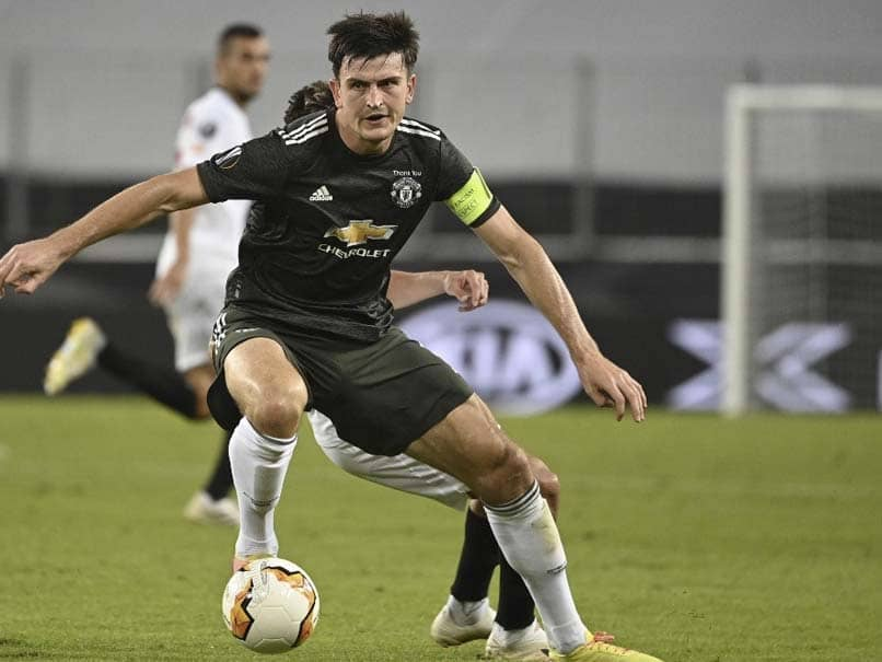 """""""Best Team Lost"""": Manchester Uniteds Harry Maguire Devastated By Europa League Exit"""