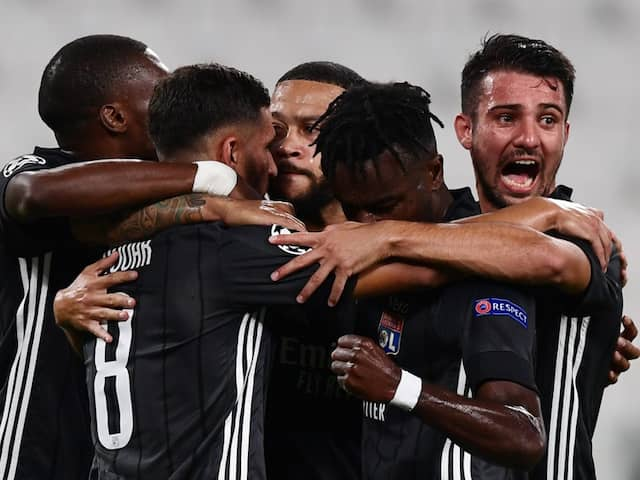 "Champions League: Lyon Hold Off ""Extraterrestial"" Cristiano Ronaldo And Juventus To Reach Last-Eight"