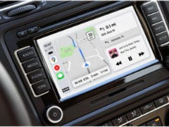 Google Maps Now Supports CarPlay Dashboard