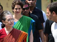 """Congress Meet Called After Dissent Letter"": Sonia Gandhi Camp Slams Leak"