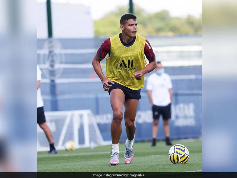 Chelsea Sign Former PSG Captain Thiago Silva