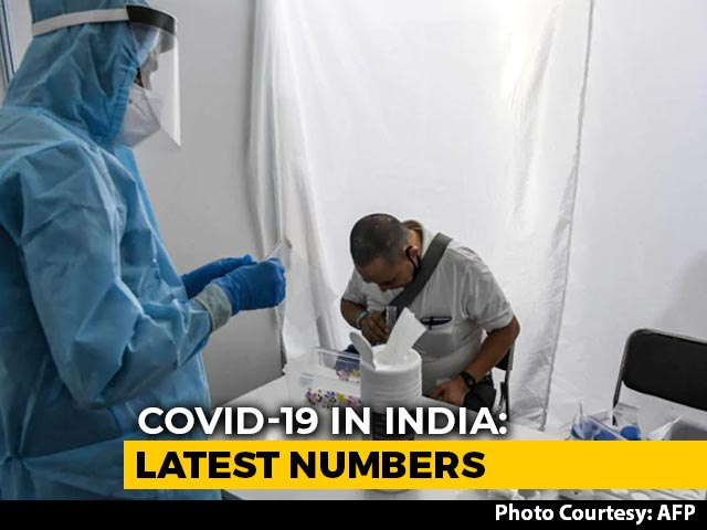 Video : 56,282 Covid Cases In India In A Day, 904 Deaths; Total Cases 19,64,536