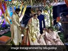 राणा दग्गुबाती और मिहिका बजाज ने यूं लिए सात फेरे, सोशल मीडिया पर खूब वायरल हो रहा है शादी का Video