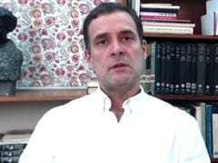 """RBI Has Confirmed What I Have Been Warning For Months"": Rahul Gandhi"