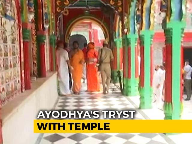 Video: PM To Begin Ayodhya Visit At Hanumangarhi Temple: Ground Report