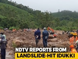 Video : Grief In Kerala's Munnar As Search Operation Continues Amid Rain On Day 5