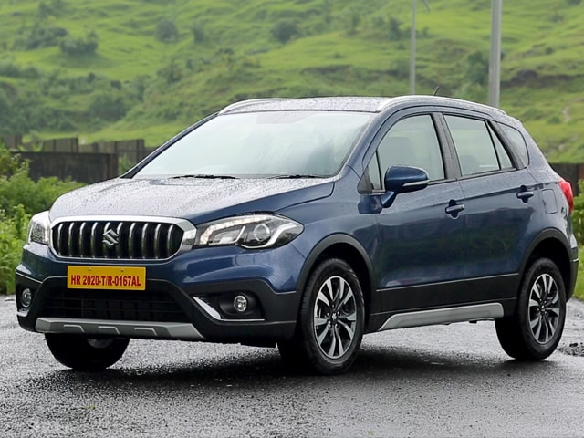 Videos : 2020 Maruti Suzuki S-Cross BS6 Petrol First Drive Review In हिन्दी. डीज़ल से बेहतर?