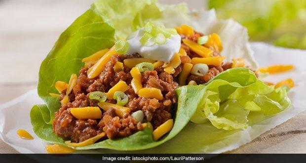 Guilt Free Chicken Tacos