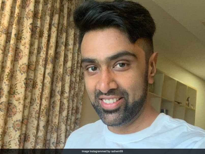 """Ravichandran Ashwin Sports New Look, Relishes The """"Cleaned Up Well Feeling"""""""
