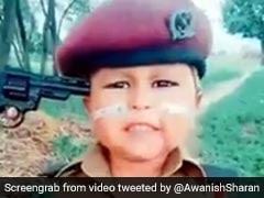 बच्चे ने सनी देओल के स्टाइल में बोला डायलॉग, देख IAS बोला- 'सोनू सूद, इसे फिल्मों में मौका दो' - देखें Video