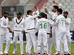 1st Test: England Collapse After Shan Masood Century Puts Pakistan On Top