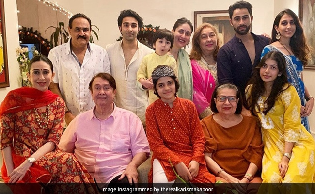 Inside The Kapoors' Ganesh Chaturthi Celebrations. Taimur Stole The Show
