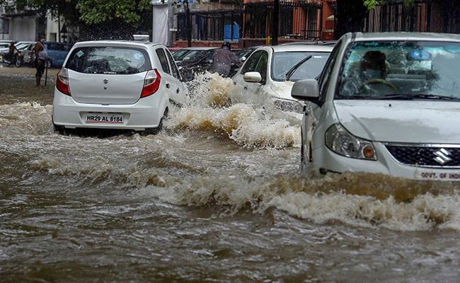 August Rainfall In Delhi Highest In 7 Years: Weather Office