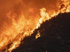 "Southern California ""Apple Fire"" Forces Nearly 8,000 To Evacuate"