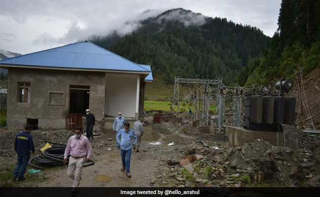 Jammu And Kashmir's Machil Gets Electricity 74 Years After Independence