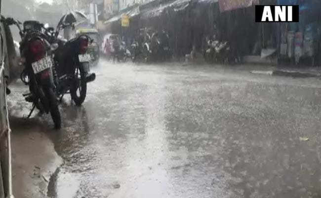 Monsoon Showers In Delhi, Weather Forecast In Other States