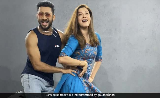 Gauahar Khan ने 'इक तेरा' गाने पर किया जबरदस्त डांस, ब्लू सूट पहनकर मचाया धमाल- देखें Video