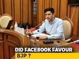 Video: Top News Of The Day: Delhi Assembly Panel To Question Facebook Officials