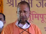 Video : Ram Temple Dream Fulfilled Through Peaceful Means Due To PM Modi: Yogi Adityanath