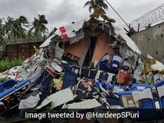 केरल विमान हादसा : रनवे पर 1 किलोमीटर बाद उतरा एयर इंडिया एक्सप्रेस का जेट