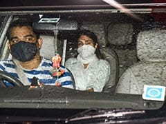Day 2 Of CBI Questioning For Rhea Chakraborty After 10 Hours Yesterday