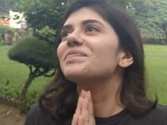 <I>Dil Bechara</i> Diaries: For Sanjana Sanghi, This Goodbye Moment Will Always Remain Special