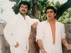 "Eighties' Swag: Anil Kapoor And Rishi Kapoor's ""First Photoshoot"""