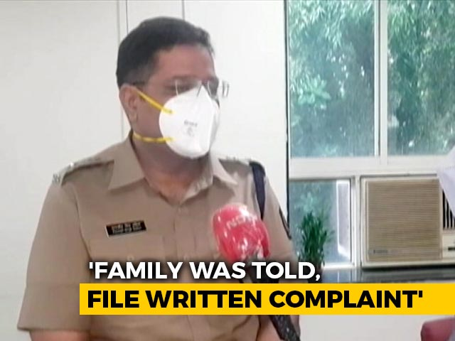 "Video : Sushant Rajput's Relative, A Cop, Asked Me To ""Pressurise Rhea"": Mumbai Police Officer"