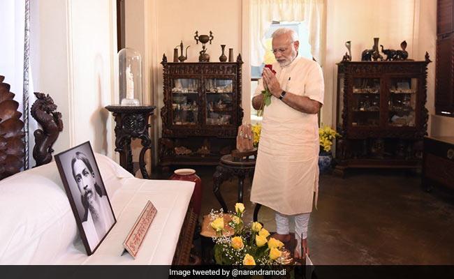 PM Modi Pays Tribute To Spiritual Philosopher Sri Aurobindo On Birth Anniversary