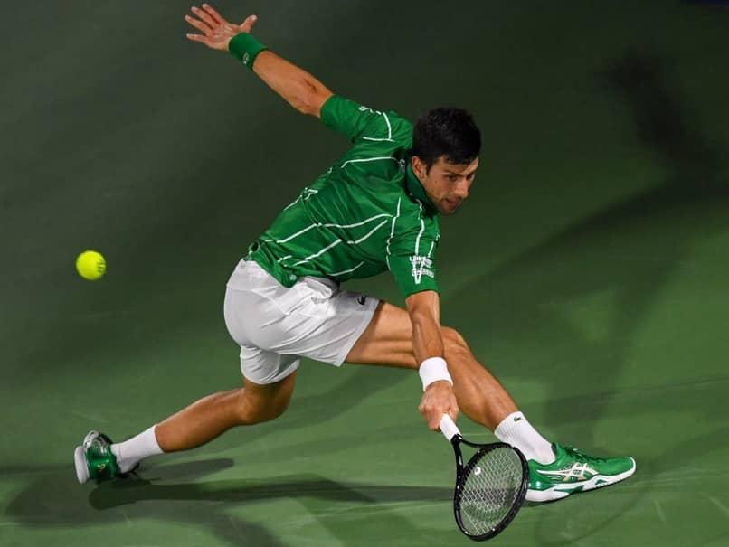 US Open: Novak Djokovic Comes To New York Chasing Roger Federers Slam Mark