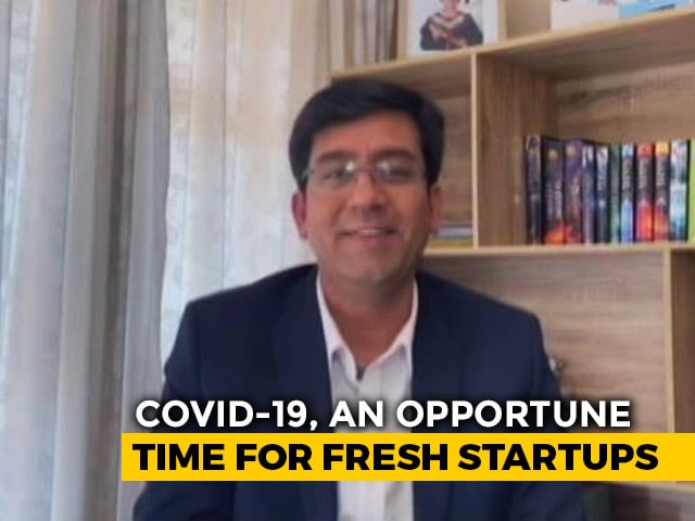 Video: Silver Lining For Some Start-Ups Amid Covid-19 Pandemic