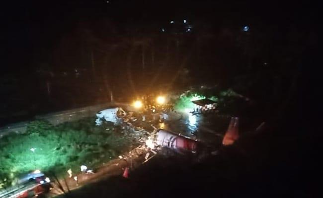 Air India Express Plane Overshoots Runway During Kerala Landing, Splits In Two