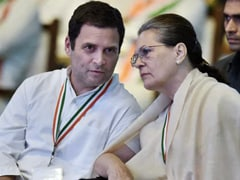 Rahul Gandhi Leads Charge Against Dissenters At Congress Meet