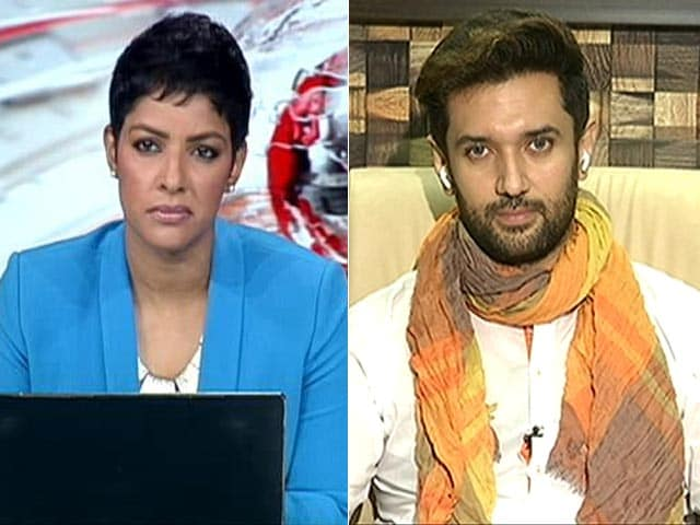 Video : Time Not Right For Elections In Bihar, Says Chirag Paswan