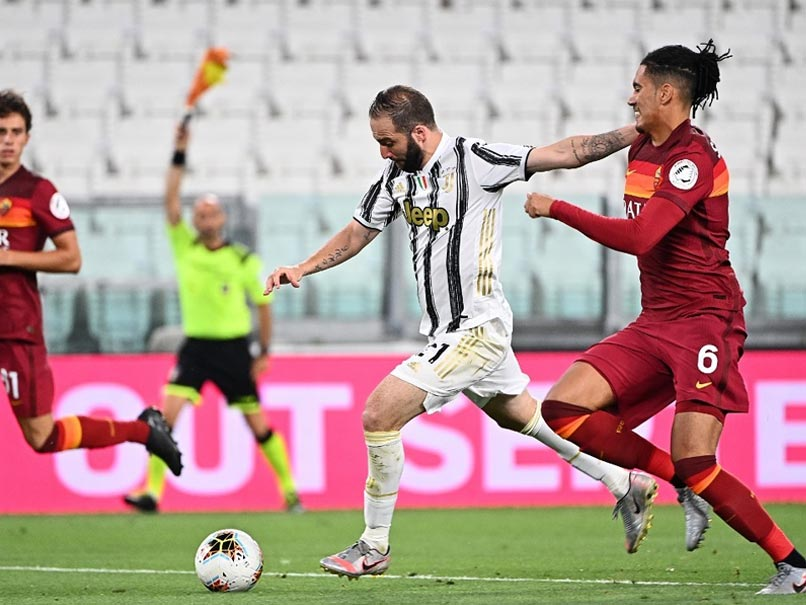 Serie A Juventus Lose To Roma In Season Finale Inter Milan Finish Second Football News